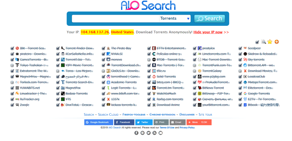 AIO Search